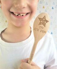 Mini Star Baker Personalised Children's Spoon Engraved Kid's Spoon Little Helper