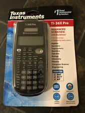 Texas Instruments TI-36X Pro Advanced Scientific Calculator