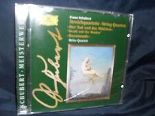 Schubert - String Quartets D 804 & D 810 -Melos Quartett