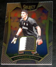 2016-17 Select Gianluigi Buffon Swatches # /199 Jersey PATCH Italy Juve SS-BUF