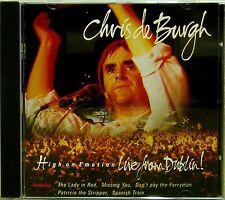 CHRIS DE BURGH 'HIGH ON EMOTION' 15-TRACK CD
