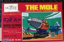 THE MOLE Thunderbirds Mini imaI kit Gerry Anderson B-1845-1000 CD BOY