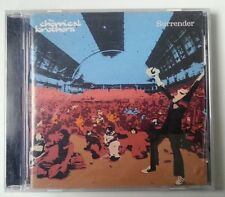 THE CHEMICAL BROTHERS 'Surrender' 1999 CD album pop 1990s pop dance electronic