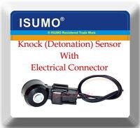 Knock (Detonation) Sensor W/Connector Fits: Nissan Almera Frontier Sentra Xterra