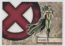 2011 Upper Deck Marvel Beginnings Series 1 X-Men Die-Cuts #X-35 Polaris Card 0p3