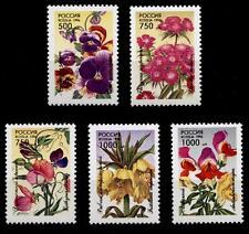 Gartenblumen. 5W. Rußland 1996