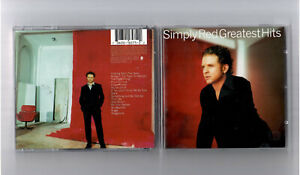 SIMPLY RED - GREATEST HITS - POP ROCK - CD COMME NEUF