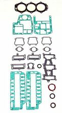 WSM Outboard Chrysler / Force 75-90 Hp 3 Cylinder Gasket Kit OE  27-809122A 2
