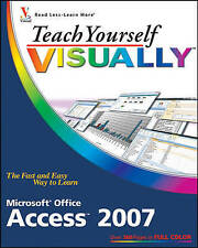 Microsoft Office Access 2007-ExLibrary