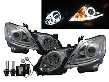 GS350 GS450h S190 MK3 06-11 4D Cotton Halo Projector Headlight CH for LEXUS RHD