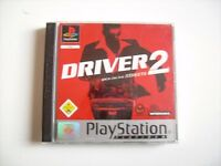 Driver 2 - Back On The Streets Platinum PS1 Playstation 1