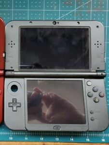 Nintendo New 3DS XL BLACK AS-IS FOR PARTS OR REPAIR