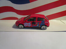 MATCHBOX KELLOGG'S FROOT LOOPS COLLECTION RED FORD FOCUS LOOSE