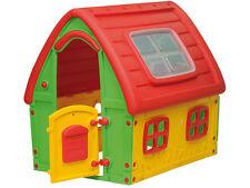 Casetta Gioco Per Bambini FAIRY HOUSE Casa Giochi Bimbi Esterno Giardino