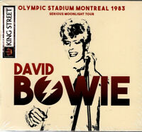 David Bowie - Olympic Stadium, Montreal 1983 (2018)  2CD Limited/Numbered  NEW