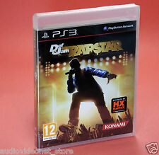 DEF JAM RAPSTAR PS3 NUOVO rap star hip hop