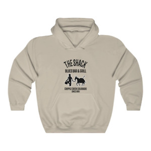 Cripple Creek Shack Blues Bar and Grill Unisex Hoodie