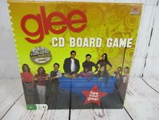 GLEE CD BOARD GAME  FAMILY GAME BY CARDINAL 2010  Factory Sealed - NEW