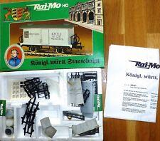 2 x Beer Truck Koenigl Württemberg State Railways Rebuilt Kit Raimo 200 221 H0 1