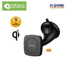 FAST Wireless Qi CAR Charger Kome C302 Requires Optional S0 S1 S2 S3 Magnet