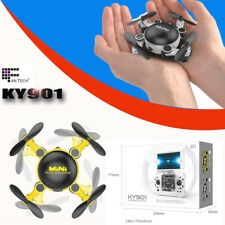 KY901 Mini 2.4GHz 4CH 6-Axis Gyro Drone RC Quadcopter 3D UFO RC Without Camera