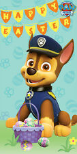 Paw Patrol Money Wallet/ Voucher Holder - Easter Card With Envelope -FREE P&P!