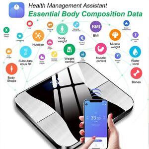 Bluetooth BFR Scales Smart Digital Scale Body Composition Bathroom Scale