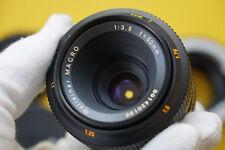 Rollei Rolleinar Macro 3,5 50mm.