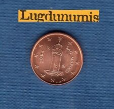 Saint Marin 2004 1 Centimes D'Euro SUP SPL Provenant d'un rouleau San Marino