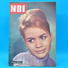 NBI 8/1961 DDR Wismar Monika Grimm Skispringen Venus Krautgartner Lumumba Moskau