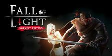 FALL OF LIGHT DARKEST EDITION - Steam chiave key - Gioco PC Game - ROW
