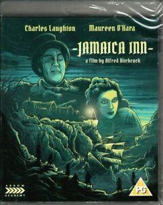 JAMAICA INN - BLU RAY & DVD - Charles Laughton - Dir. A. Hitchcock - NEW/Sealed!