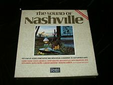 Vinyl 9 LP Box / The Sound of Nashville / Reader´s Digest / Country Western Hits