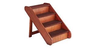 Solvit PupSTEP Pet Stairs Wooden - Large BNIB