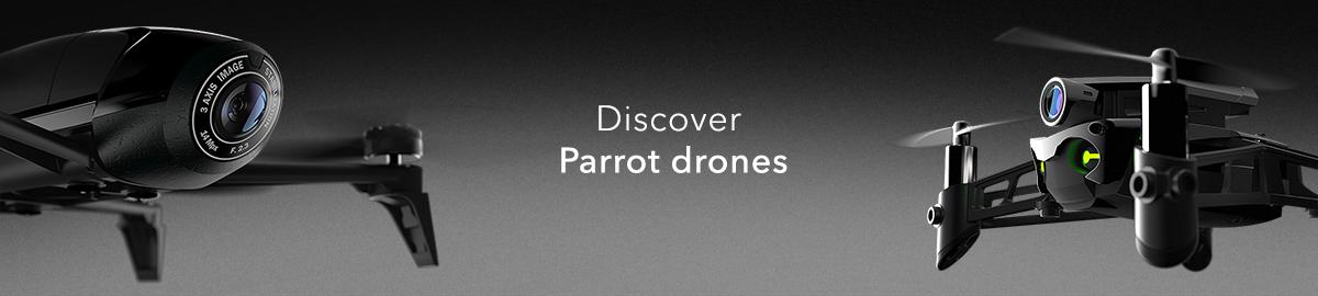 Parrot Official Deutschland