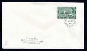 British Antarctic Territory - 1964 Cover Deception Island, South Shetland