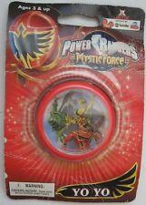 Power Rangers Yo-Yo Mystic Force 2006 YoYo What Kids Want New