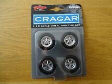 1:18 GMP G1800155 CRAGAR Wheels 4er Radsatz