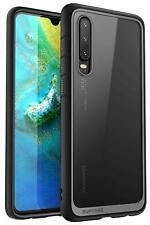 SUPCASE Huawei P30 Case, Unicorn Beetle Style Hybrid Protective Clear Soft Cover