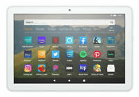 """All-new Fire HD 8 tablet, 8"""" HD display, 32 GB, White (Newest Model)"""