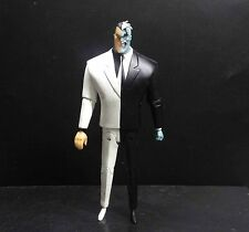 2015 DC Direct New Batman Adventures Animated TWO-FACE Figure old lost color