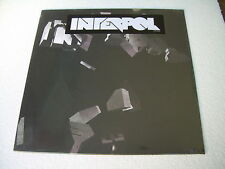 LP INTERPOL  VINYL JOY DIVISON EDITORS