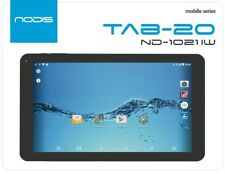 "TABLET ECONOMICO 10"" ANDROID WIFI+3G NODIS ND-1021IW Nero Quad Core 8GB ESP"