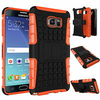 Heavy Duty Tough Shockproof Stand Hard Armor Case Cover For Samsung Galaxy serie