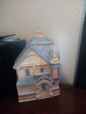 unique Row-House antique cookie jar