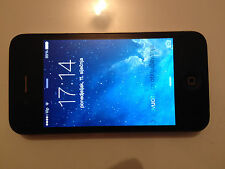 Apple iPhone 4 - 32GB Black FACTORY UNLOCKED Used Excellent Smartphone