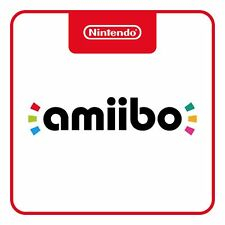 Amiibo Tag Wii U, 3 ds, Switch. Massif de sélection à choisir.