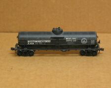 Athearn HO Baltimore & Ohio Diesel Fuel Tank Car, X409