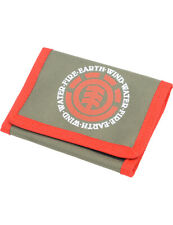 Element Elemental Polyester Wallet in Military