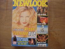 NEWLOOK 187 ALISON EASTWOOD CATHY ZETA JONES EROTIQUE PHOTOGRAPHY CHARME SEXY